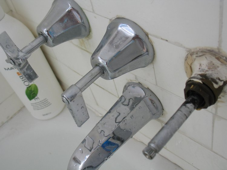 Kohler Shower Mixing Valve Replacement