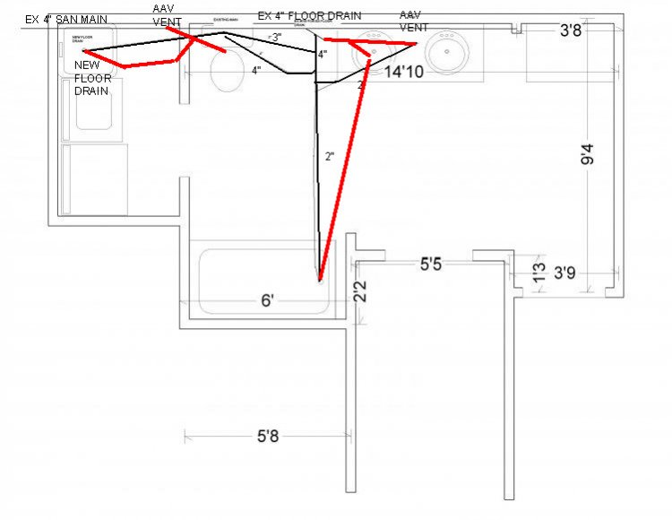 Basement Bathroom Layout Page 2