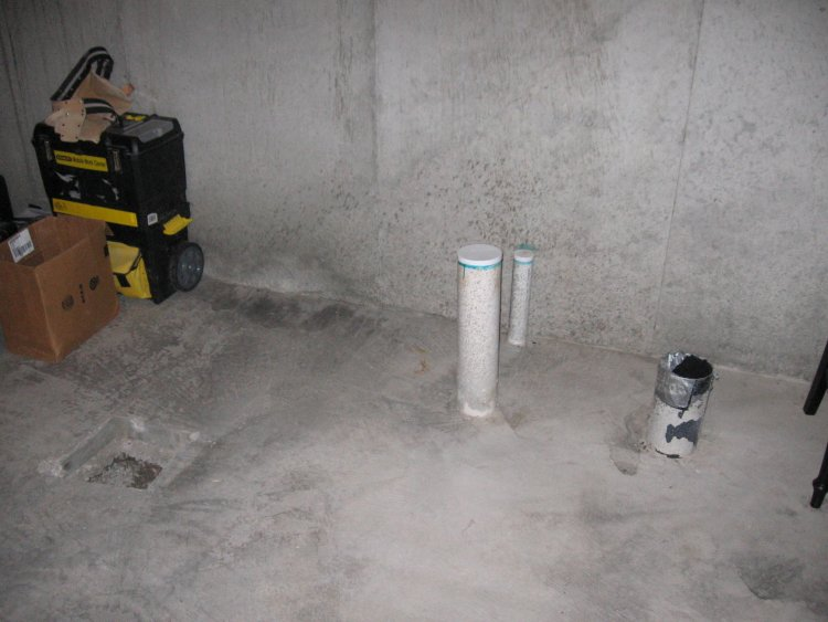How To Install Bathroom In Basement Without Rough In How To Install Bathroom In Basement Without