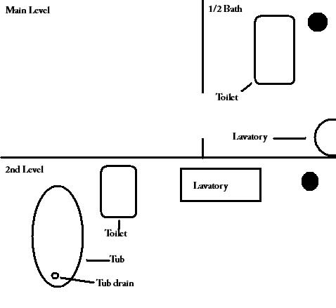 Classic Handle Faucet Parts Diagram Models Fix Leaky Kitchen Faucet Kohler Kitchen Faucet Apps further Bathroom Drain And Vent Diagram in addition Pri 951 010 as well Pland Wash Trough Madeira also Hand Shower Plumbing Diagram. on kitchen sink diverter valve repair