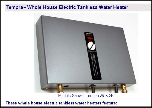 Can Handy Man Install A Tankless Water Heater
