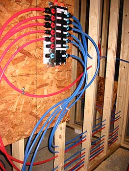 Upgrading water lines from 1 2 in copper to 5 8 or 3 4 pex for Pex vs copper main water line