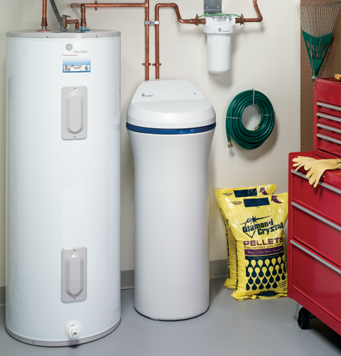 Water Softener Install Water Softener Well