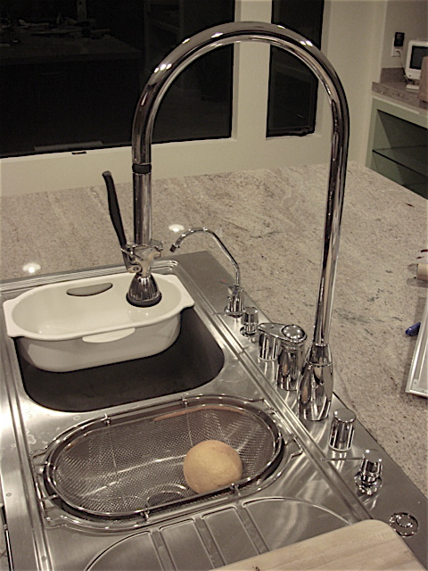 Faucet For 3 Compartment Sink : Need kitchen faucet for 3 compartment sink