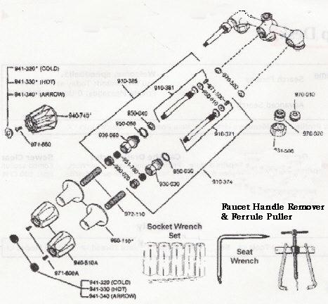 Index moreover Schematic in addition Index besides How Change Shower Faucet Washer 444300 moreover Moen Kitchen Faucet Low Flow Repair. on diverter valve replacement