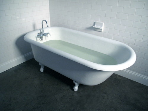 Can You Use Sink Plumbing For A Clawfoot Tub