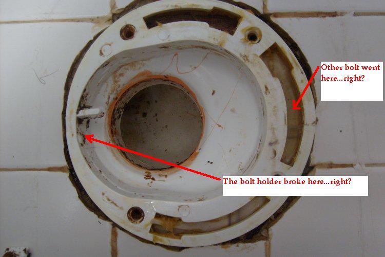 Install Toilet Ring Riser