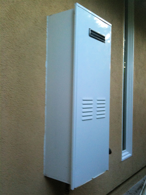 Outside Water Heater Enclosures Submited Images