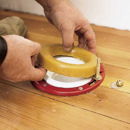 Which Wax Ring To Purchase For Toilet Installation