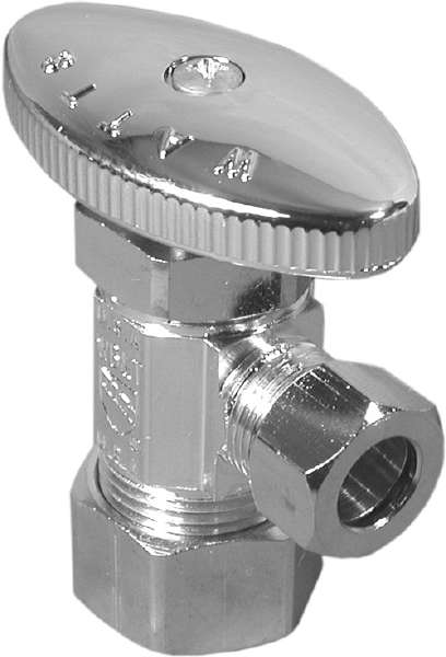 Sink Valve : How to replace an old Quest shutoff valve under sink?
