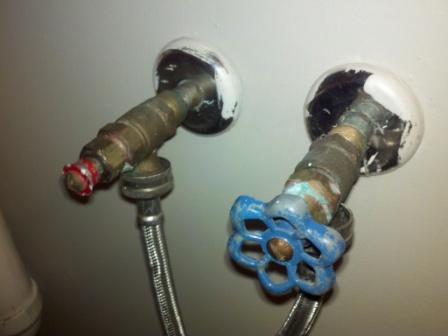 Washing Machine Supply Valve Won T Shut Off