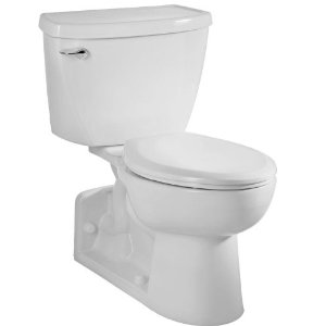 Floor Mount Wall Discharge Toilet