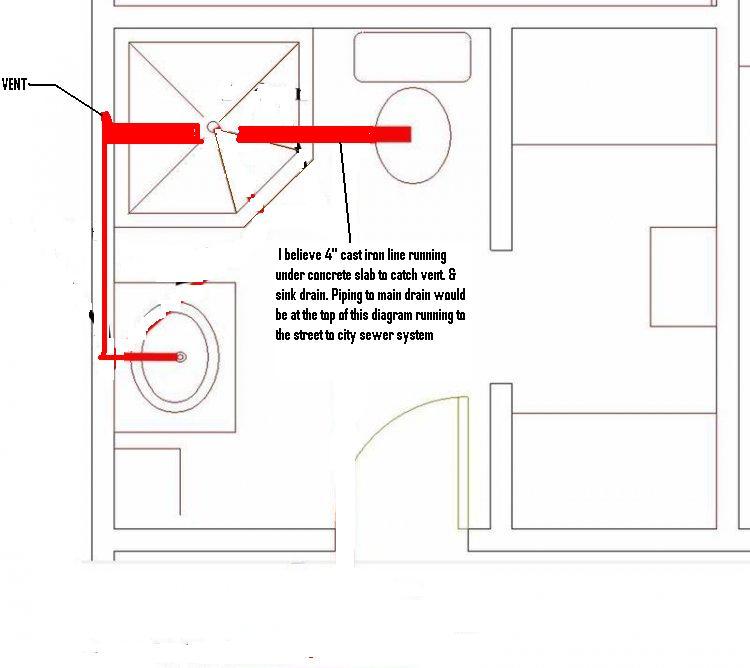 shower drain hook up diagrams shower wiring diagram free