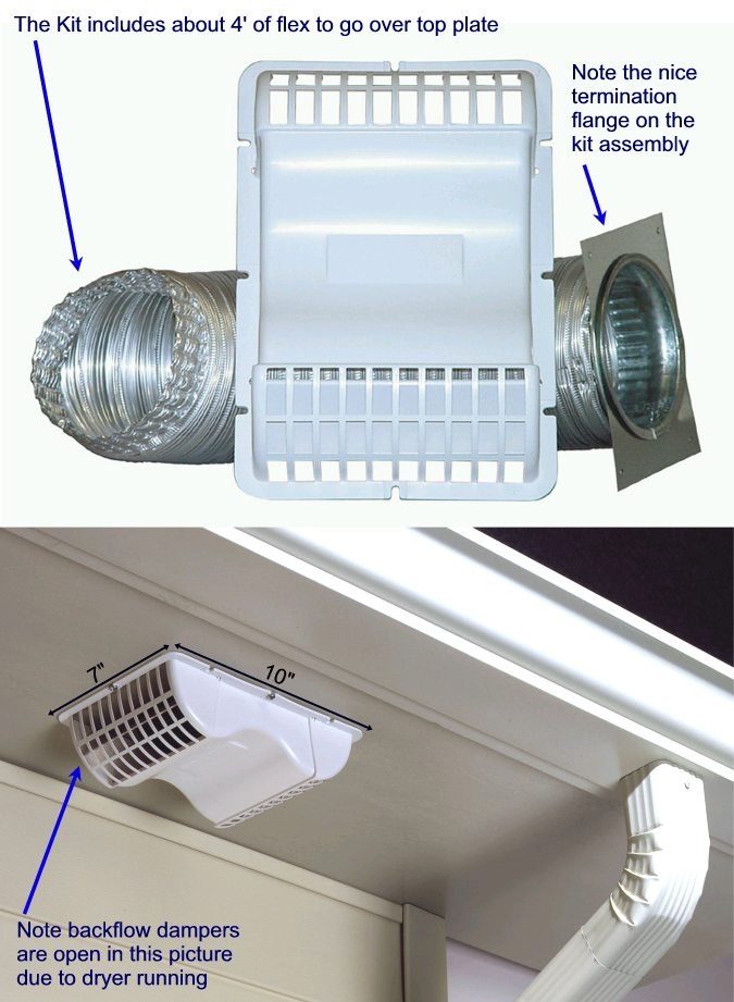 For how to vent a bathroom fan for items