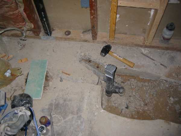 plumbing problems shower drain plumbing problems