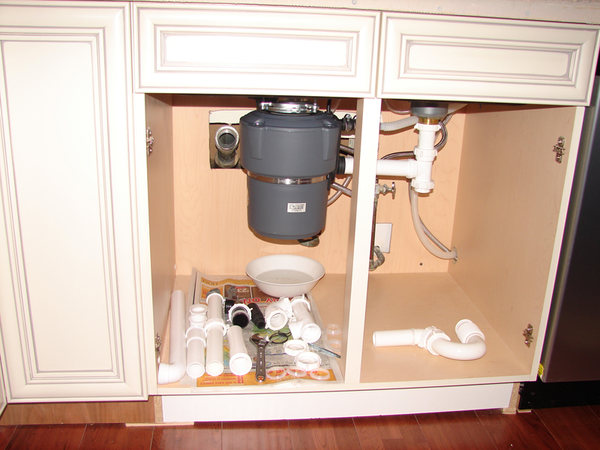 Kitchen Sink Plumbing With Dishwasher The Most Common Dishwasher Installation Defect Diagram