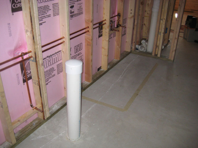 will this work for basement bathroom venting