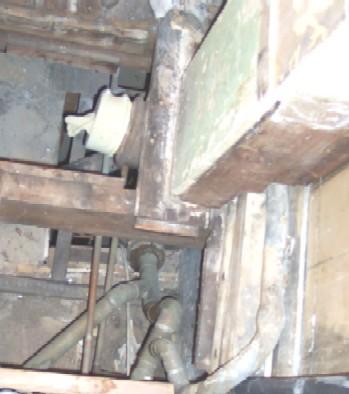 Pvc to old copper drain for Copper pipe vs pvc