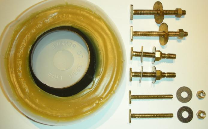 Is There A Specific Wax Ring For An Offset Flange
