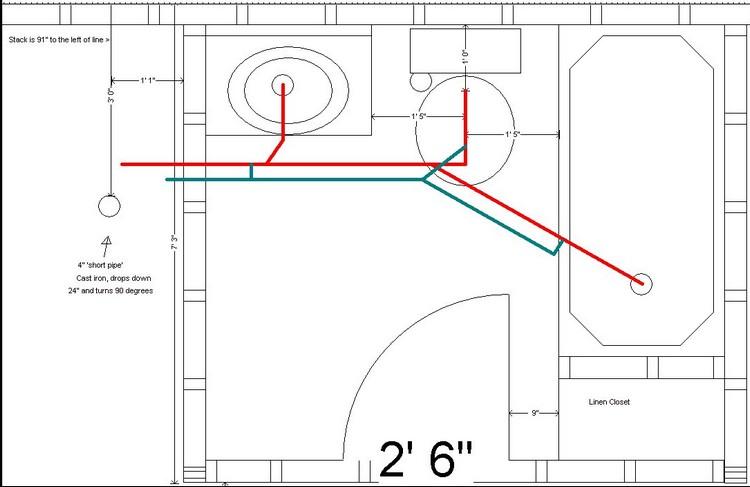 Basement Bathroom Information Needed