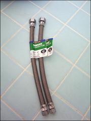 Replacing shutoff valve under bathroom sink