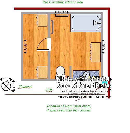 basement bathroom floor plans house design basement bathroom floor plans find house plans