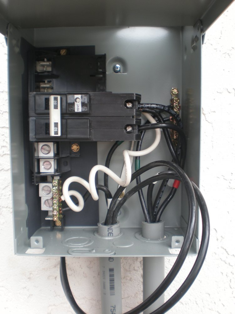 35374d1297790887 connections midwest electric 60a gfci spa disconnect panel gfci shutoff box spa hotub question electrician talk professional electrical spa gfci wiring diagram at reclaimingppi.co