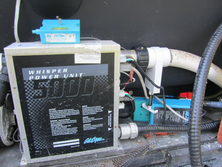 2004 Cal Spa 5000 Turning Itself Off During Heat Up