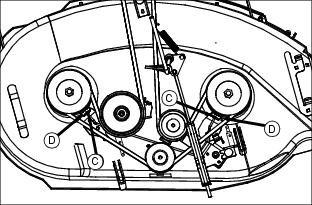 International 35 Rake Parts Diagram additionally Husqvarna Hydrostatic Transmission Drive Belt Kevlar Fits Some Lth125 Lth130 Lth1342 Lth135 Lth151 Yt151 Yth210 Yth2148 Replaces 532140294 264 P likewise Wiring Diagram For John Deere Gt235 further John Deere Riding Mower Manual L110 in addition Wiring Diagram John Deere X320. on wiring diagram for john deere 345