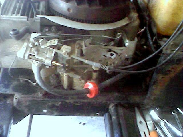 Briggs And Stratton 22 Hp Intek Carburetor Linkage Diagram