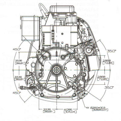 Briggs And Stratton 17 5 Hp Engine Diagram