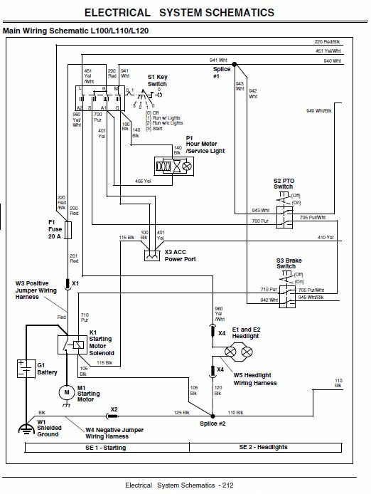 32496d1281618142 l110 wiring diagram pg. 212 l110 wiring schematic diagrams 485466 john deere wiring harness diagram john deere john deere 6400 wiring diagram at eliteediting.co