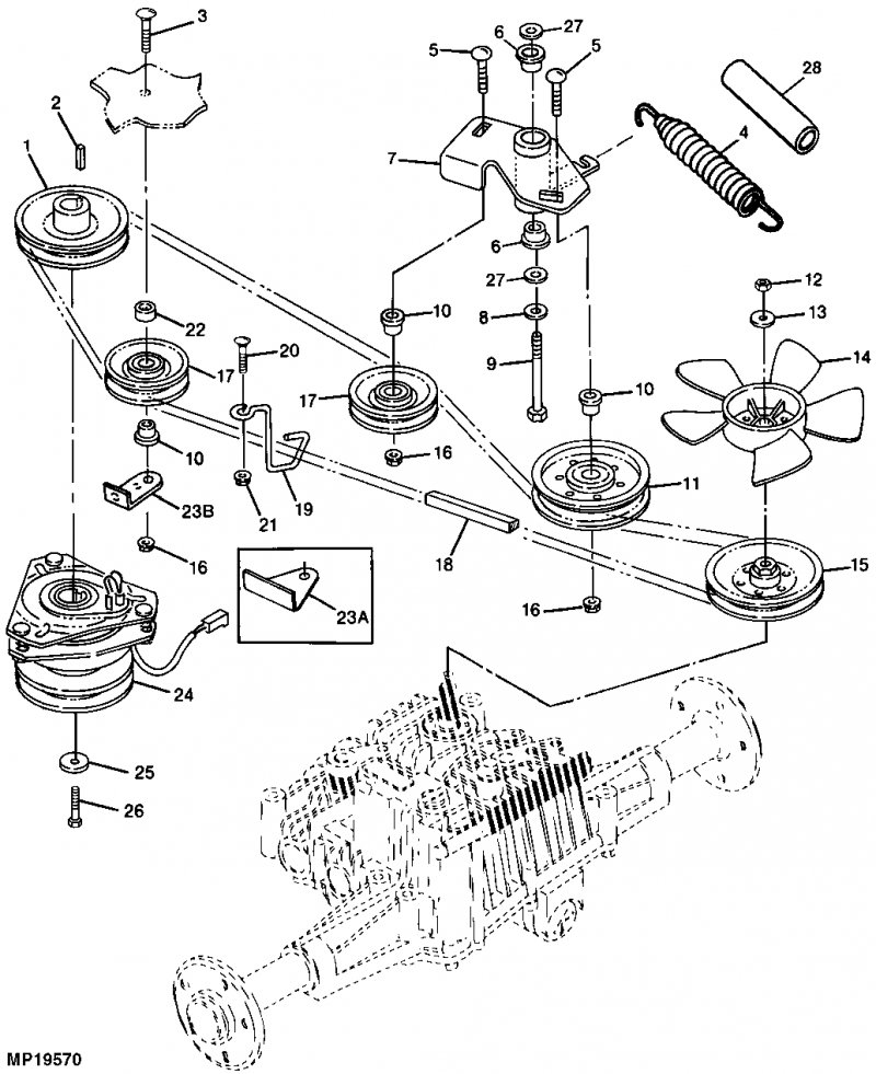wiring diagram for john deere
