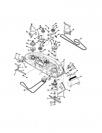 OMTCU12447 I915 in addition OMM157372 H713 further Jd00sdeck also La145 Drive Belt additionally John Deere 48 Mower Deck Parts Diagram. on john deere mower deck parts diagram 48 c