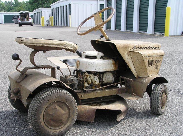Old Riding Lawn Mowers : Lastest old riding lawn mowers pixelmari
