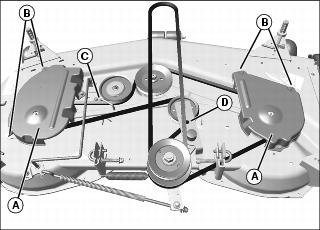 D Have Jd In Deck Broke Belt Don Jd Edge further Bg moreover Maxresdefault as well Omm J E in addition Sku. on john deere mower deck belt diagram
