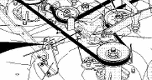 Tractor Ignition Switch Wiring Diagram The Friendliest likewise 22 selfpropelled additionally John Deere 300 Lawn Tractor Wiring Diagram in addition Wiring Diagram For Mtd Ignition Switch in addition Mower Deck 42 Inch. on murray riding lawn mower wiring diagram