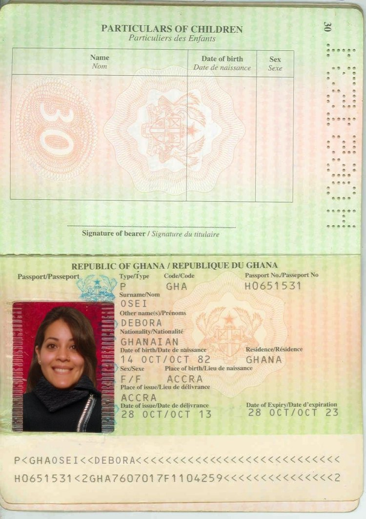 could you tell me if this passport is genuine. Black Bedroom Furniture Sets. Home Design Ideas